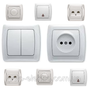 0b9f4f15fe7ed VIKO розетки и выключатели купить, цена - интернет-магазин Поло-Электро