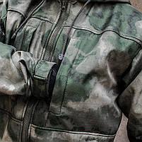 """Костюм маскировочный """"HUNTER"""" A-TACS FG ВВЗ (НА ФЛИСЕ), фото 4"""