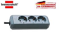 Удлинитель Brennenstuhl на 3 розетки, кабель 1,5m