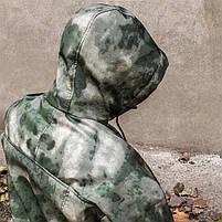 """Костюм маскировочный """"HUNTER"""" A-TACS FG ВВЗ (НА ФЛИСЕ), фото 6"""