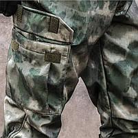 """Костюм маскировочный """"HUNTER"""" A-TACS FG ВВЗ (НА ФЛИСЕ), фото 9"""