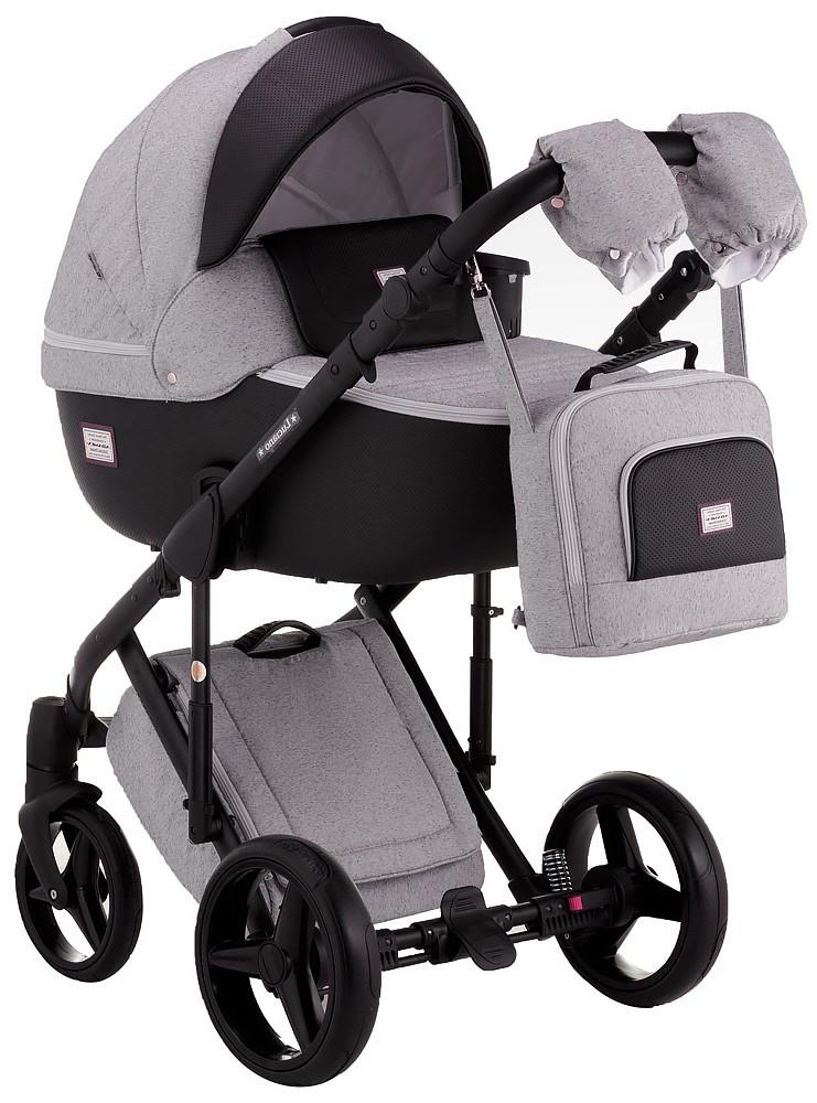 Дитяча універсальна коляска 2 в 1 Adamex Luciano CR205