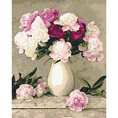 Картини за номерами Прикраса саду В КОРОБЦІ 40 * 50 Ідейка КН2084