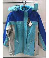 Куртка Лыжная Детская Термо на флисе Climate Concept Зимняя