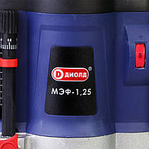Фрезер ручной Диолд МЭФ-1,25, фото 3