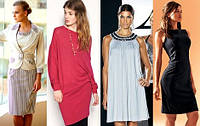 Фасоны платьев: фото примеры и описания