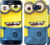 "Чехол на Samsung Galaxy S6 G920 Миньоны 7 ""859c-80"""