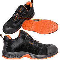 Кроссовки рабочие с метал носок защищает от удара силой 200J