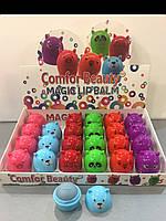 Comfor Beauty Magic Lip Balm Бальзам для губ с фруктовым Ароматом