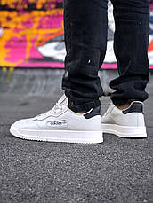 Кроссовки мужские Adidas SC Premiere белые (Top replic), фото 3