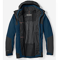 Куртка Eddie Bauer All-Mountain Shell L Синий 0995CE, КОД: 260687