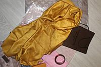 Палантин Louis Vuitton горчица