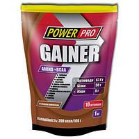 Гейнер Gainer Power Pro  1000 гр.
