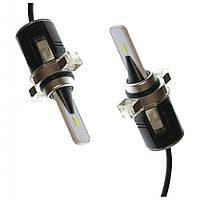 Лампы светодиодные Baxster PXL H16(5202) 6000K 4300Lm (2 шт)