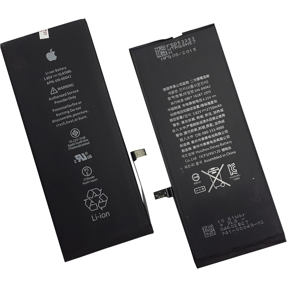 Аккумулятор Tina iPhone 6 AAA
