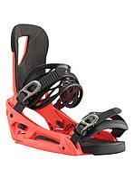 Крепление для сноуборда Burton Cartel EST (Red) 2020, фото 1