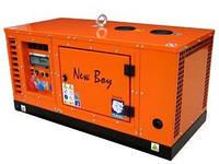 Трехфазный дизельный генератор EUROPOWER New Boy EPS243TDE (24 кВа)