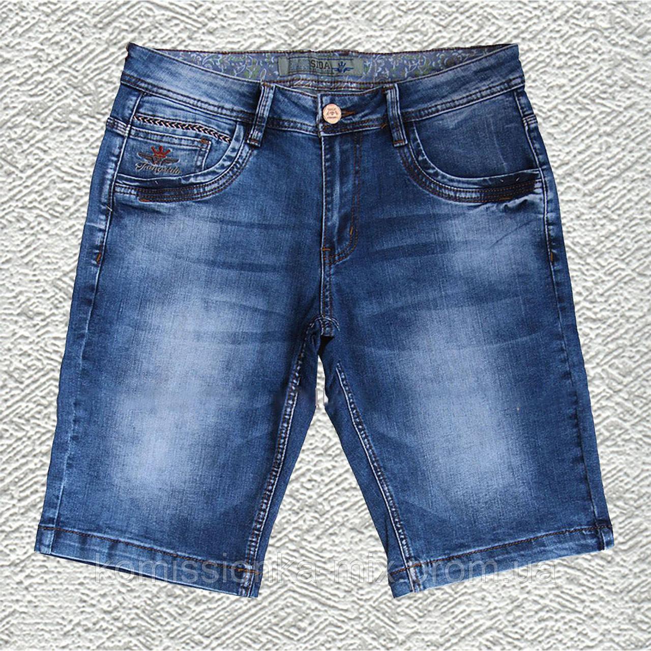 Шорты джинсовые FANGSIDA  Размеры: 32, 33
