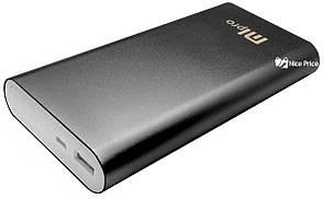 Внешний акумулятор УМБ Power Bank Mi Pro 20800 mah Черный