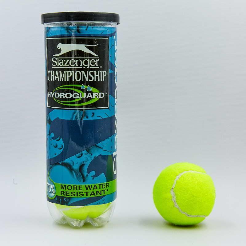 Мяч для большого тенниса SLAZ (3шт) BT-8381 CHAMPIONSHIP (в вакуумной упаковке) Replika