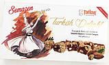Лукум в кунжуте  с цельным миндалем TATLAN, 330 гр, турецкие сладости, фото 4