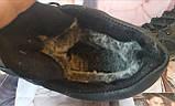 New Balance Winter! Женские  зимние кожаные коричневые полуспортивные ботинки Nb  очень удобные, фото 3
