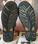 New Balance Winter! Женские  зимние кожаные коричневые полуспортивные ботинки Nb  очень удобные, фото 4