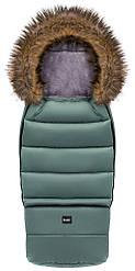 Зимний конверт Bair Arctic с удлинением хакиот 0 мес - 4 лет