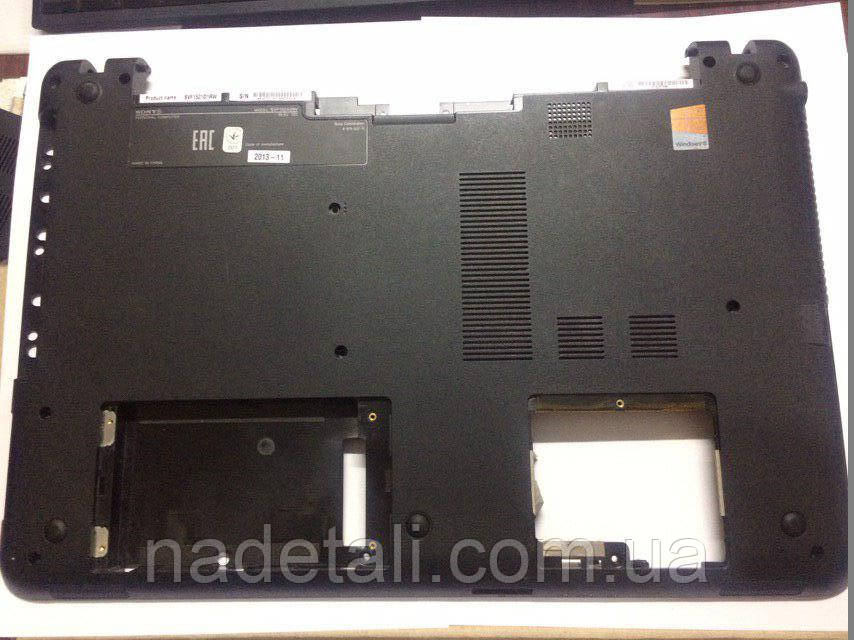 Нижняя часть Sony SVF15 SVF152 SVF1521D1RW SVF152A29V