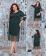 Женское платье 3147 (50-56)