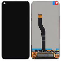 Дисплей для Huawei Honor 20 (YAL-L21)/Honor 20 Pro/Nova 5T с тачскрином черный, Оригинал