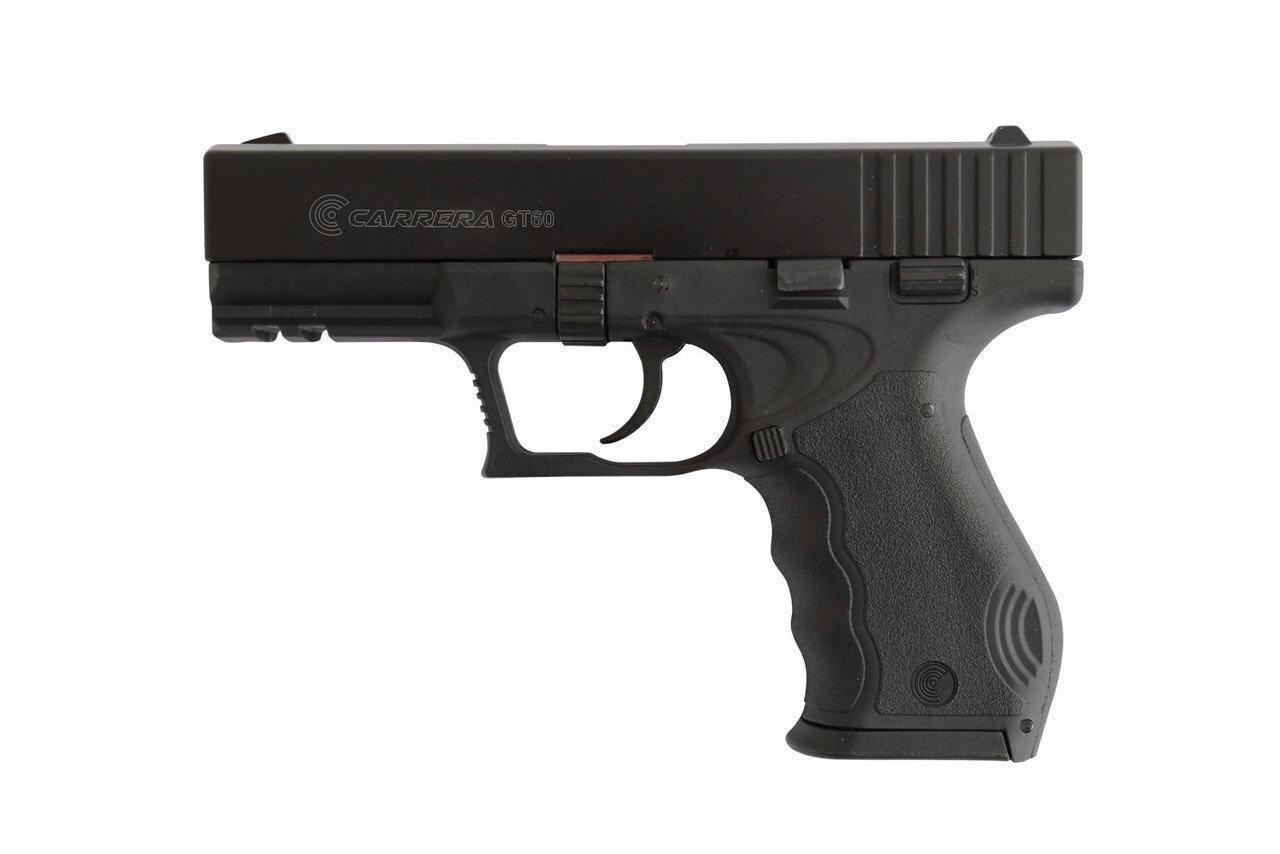 Стартовый (сигнально-шумовой) пистолет carrera gt-60