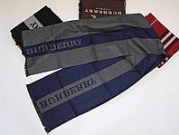 Кашемировый мужской шарф Louis Vuitton