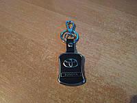 Брелок на ключи Toyota (Тойота) Кожаный