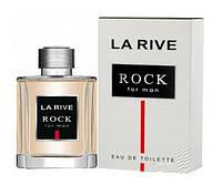 Туалетна вода для чоловіків La Rive Rock For Man 100 мл (5906735234503)