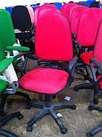 Б/у Кресло (стул) Prestige (Престиж) Компютерные стулья красного цвета