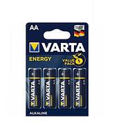 Батарейка VARTA Energy R-6 AA Блістер алкалайн   ш.к. 4008496626410 (4106229414)