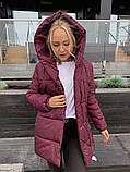Женская зимняя куртка Зефирка фото реал, цвета : мята, розовый, светло-зеленая олива, чёрный , серый, бежевый,, фото 2