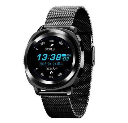 Смарт-годинник Smart Watch Microwear L2 black metal English