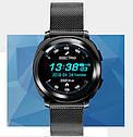 Смарт-годинник Smart Watch Microwear L2 black metal English, фото 3