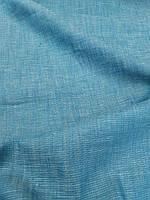 Легкая Льняная ткань в тонкую полоску, фото 1