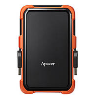 Внешний жесткий диск (HDD накопитель) Apacer AC630 1TB USB 3.1 (AP1TBAC630T-1) Orange