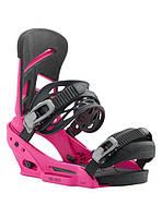 Кріплення для сноуборду Burton Mission Est (Pink) 2019, фото 1
