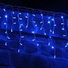 "[ОПТ] Уличная светодиодная новогодняя гирлянда Icicle ""Бахрома"" с мерцанием 100LED, 3 метра., фото 4"