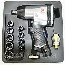 "Гайковерт пневматический 1/2"" 345 Nm INTERTOOL PT-1101"