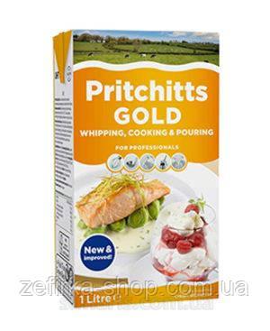 Сливки кондитерские Pritchitts Gold, 34%