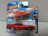Машинка Hot Wheels Хот Вилс Автомобиль масштаб 1:64 коллекция HW Glow Wheels FYC92