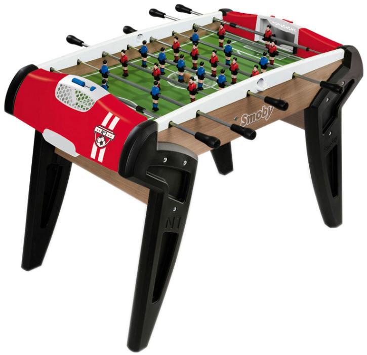 Полупрофессиональный футбольный стол настольный футбол Smoby N°1 Evolution 620302