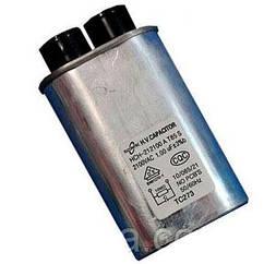 Конденсатор высоковольтный 1mf 2100v для микроволновой печи
