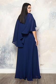 Роскошное вечернее женское длинное платье  с 50 по 56 размер, фото 2